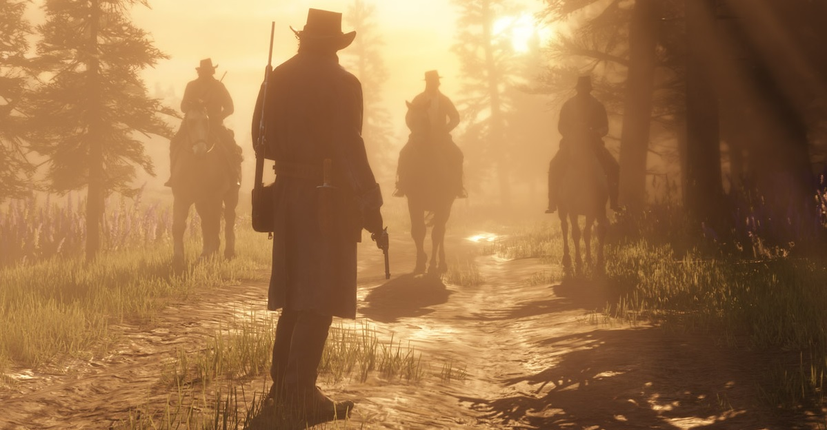 Red Dead Redemption 2 looks cool as hell in first person