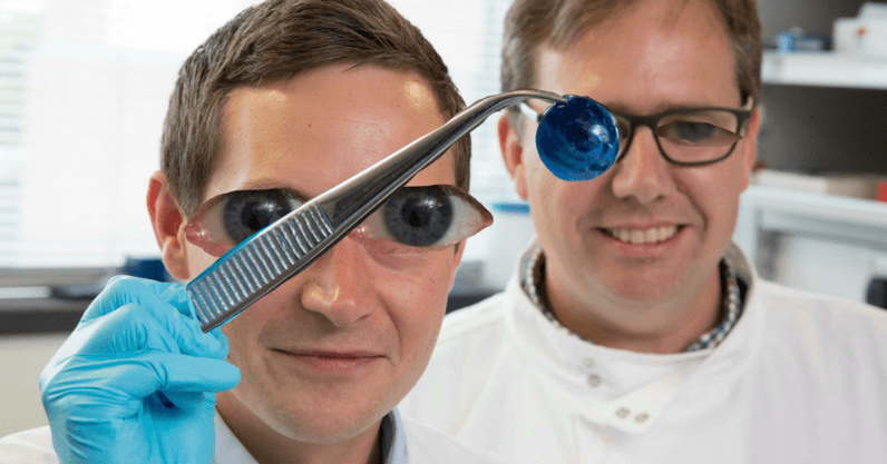 Newcastle University Researchers Successfully 3D Print Human Corneas from Stem Cell Bioink