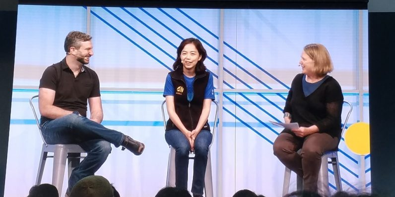 Fei-Fei Li, Google's AI maven, returns to academia