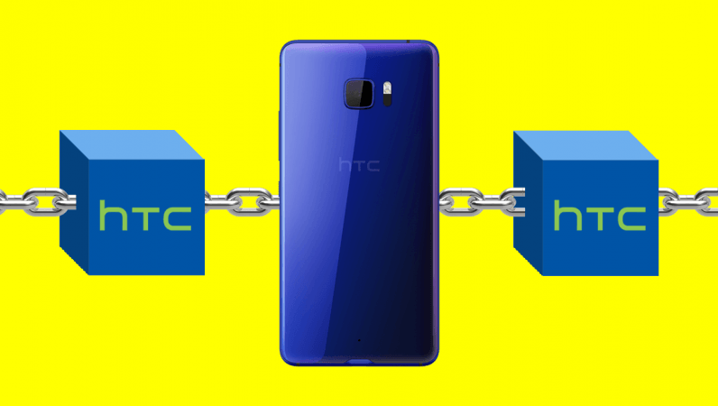 HTC's new $300 blockchain phone will double as a Bitcoin node