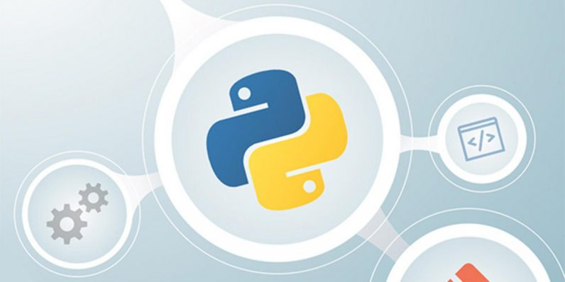 Learn to code for Python  and the entire training package is just $10