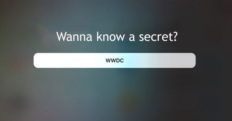 Apple's Siri will get a brand new voice and more at WWDC [UPDATE: Maybe not]
