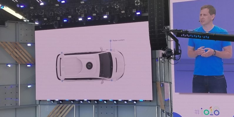 Waymo's Self-driving Cars Service Is Launching Later This Year: Google I/O