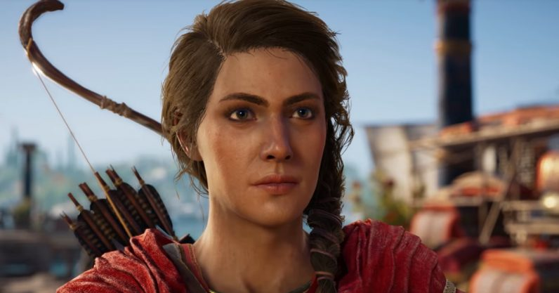 AC Odyssey's warrior woman could be the series' first strong female lead