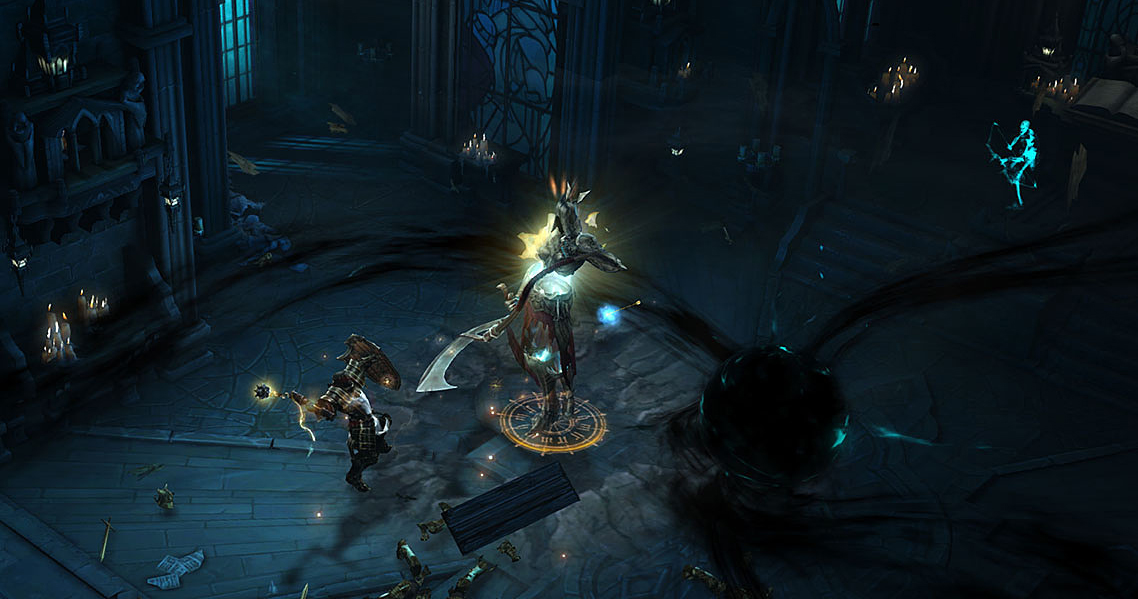 A new Diablo game is in the works