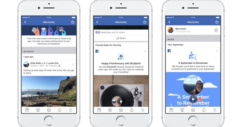Facebook's 'On This Day' is now 'Memories' and we still think it's ...