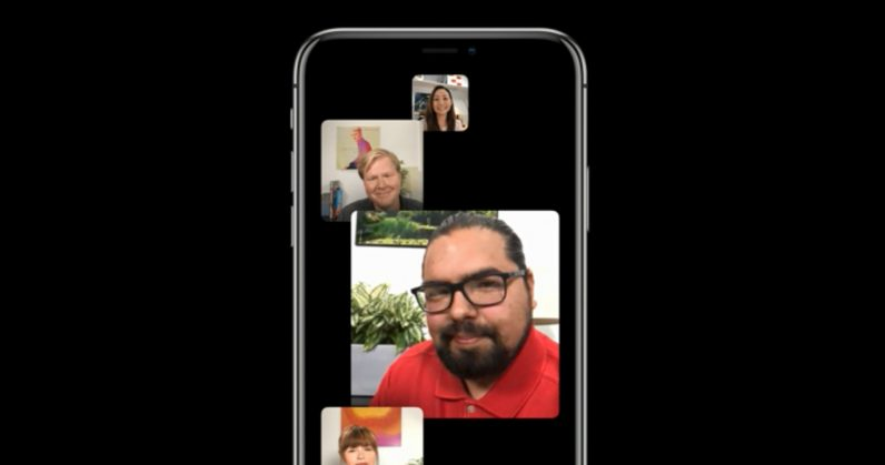 Apple introduces group FaceTime calls at last in iOS 12