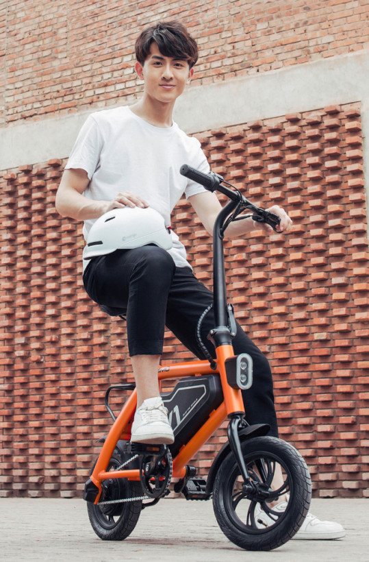 Hella Microsoft Way Redmond: Xiaomi Is Crowdfunding This Hella Cute E-bike