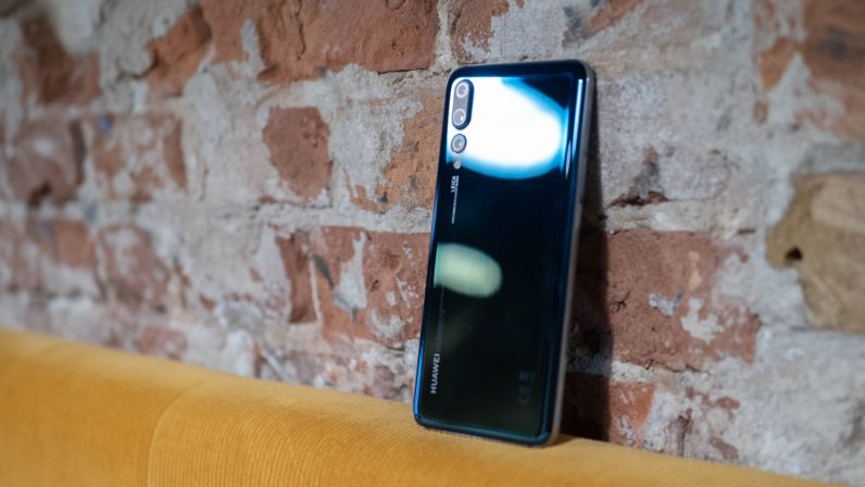 Review: Huawei's P20 Pro isn't my favorite Android phone, but it