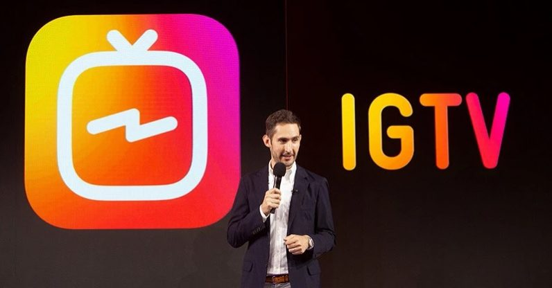 Instagram tests IGTV ads that let creators monetize their vids