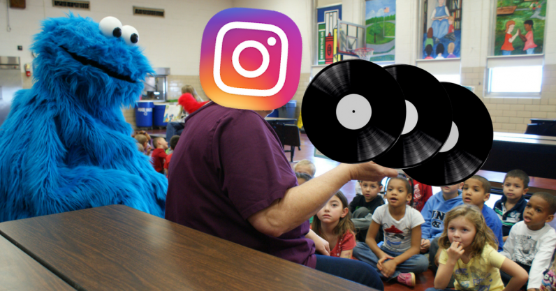 Instagram adds option to put music in Stories, but only on iPhones