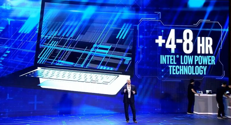 Intel's new display tech could soon mean 28-hour battery life on laptops