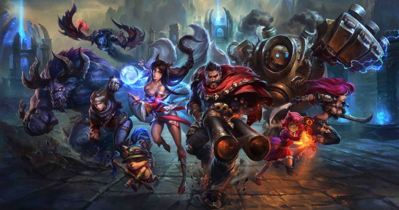 League of Legends' official channel first to surpass 1 billion views on Twitch