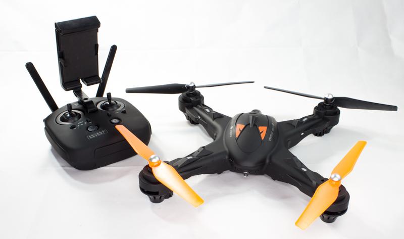 drone parrot bebop rouge avis