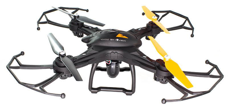 Review: Vivitar's Follow Me Drone is a refined quadcopter with a