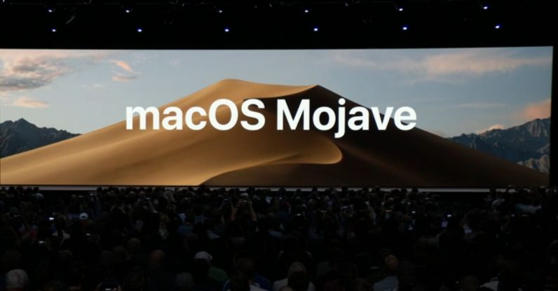 macOS Mojave brings dark mode to your Apple desktop