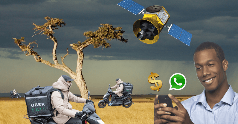 May in Africa: WhatsApp tax, Kenyan satellites, and UberEATS