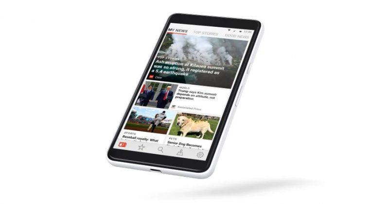 Microsoft introduces its Apple News competitor 'Microsoft News'