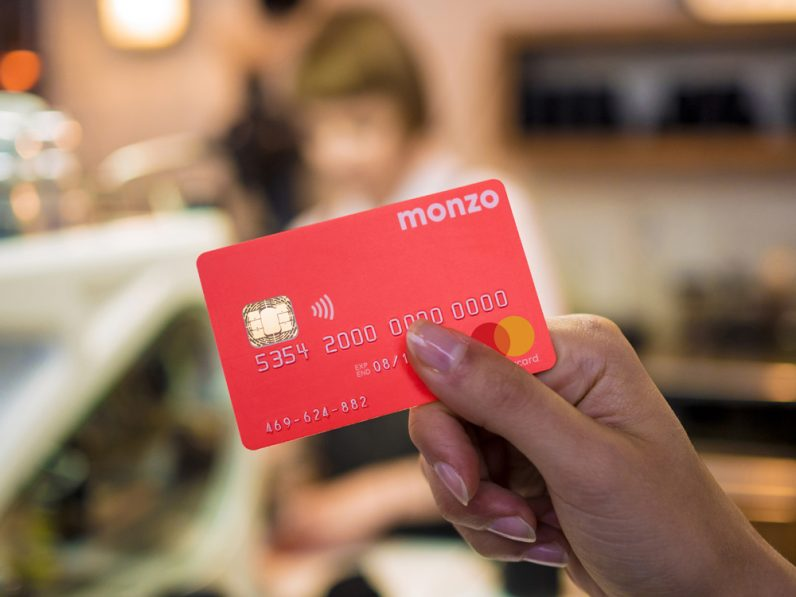 Trendy challenger bank Monzo is Britain's latest unicorn startup