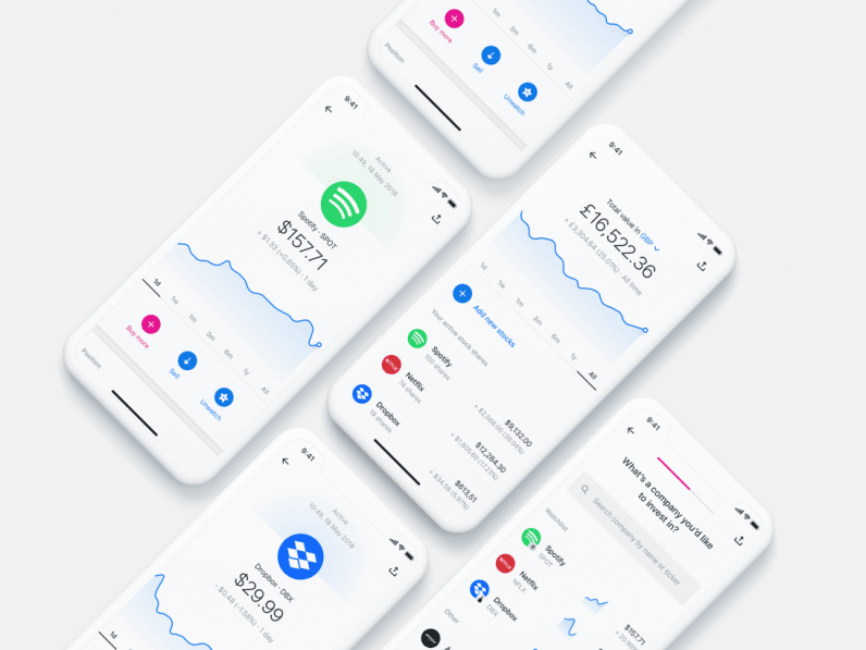 Revolut to launch a commission-free trading service