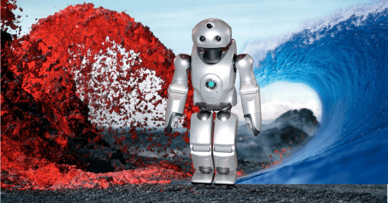 Badass robots probe lava in the ocean after volcanic eruption