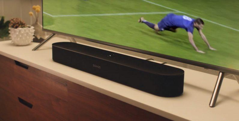 The Sonos Beam is a $399 soundbar with Alexa (and Google, someday)