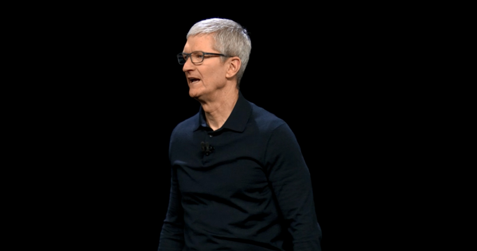 Tim Cook calls on tech companies to take responsibility for the 'chaos' they create