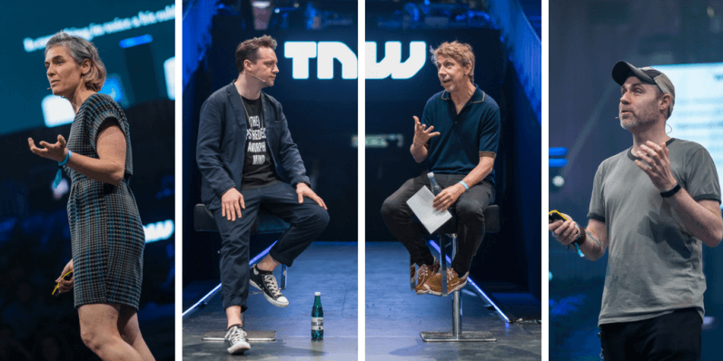 photo image The psychology of DJing and the future of music at TNW2018