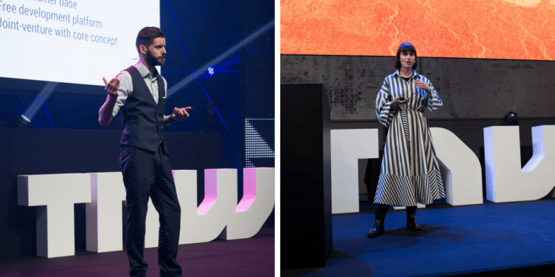 Cats on Mars: The future of art at TNW2018
