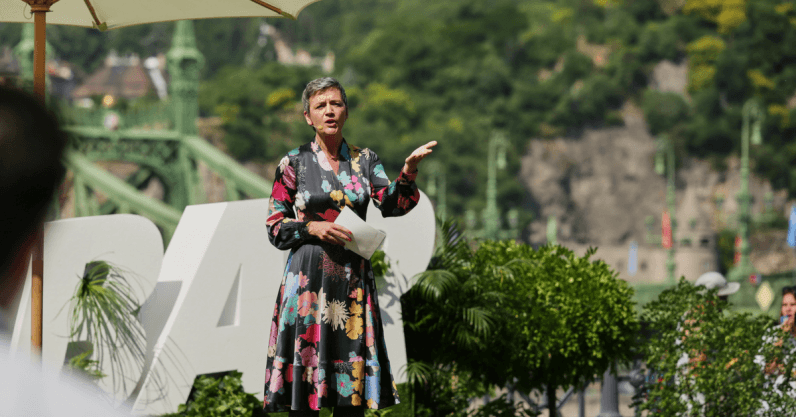 EU commissioner Margrethe Vestager: 'Now is the time for citizens to take control'