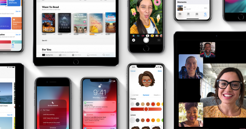Apple releases iOS 12 Public Beta