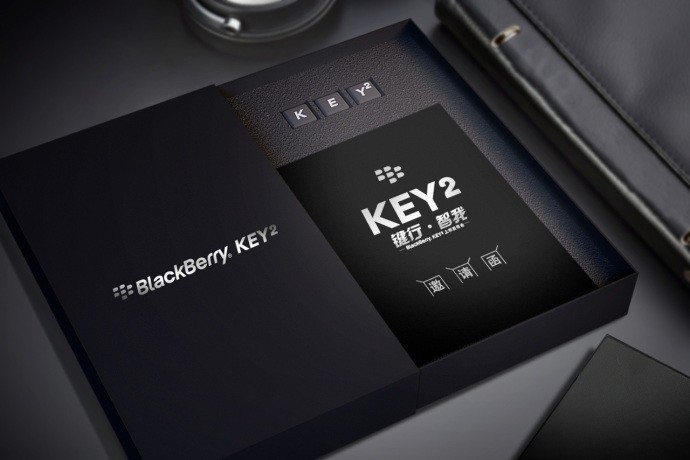 BlackBerry KEY2 specs are out, along with all-black render