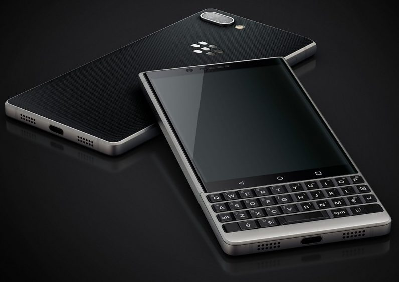 Leaked BlackBerry Key2 specs hint at serious battery endurance