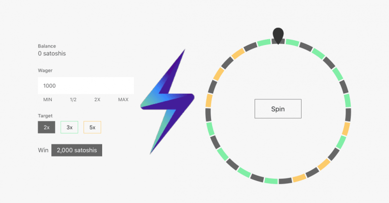 Lightning-powered app lets you play roulette on the blockchain