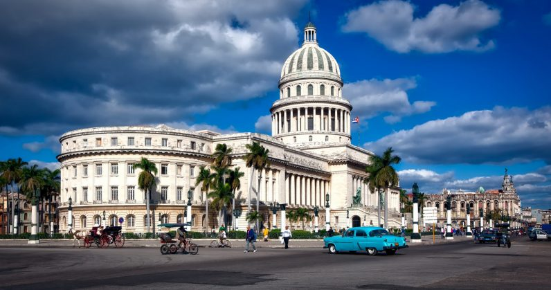 Cuba rolls out mobile internet at last