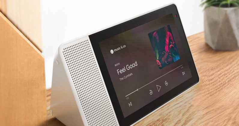 Lenovo's Google Assistant-powered Smart Display is now available from $199