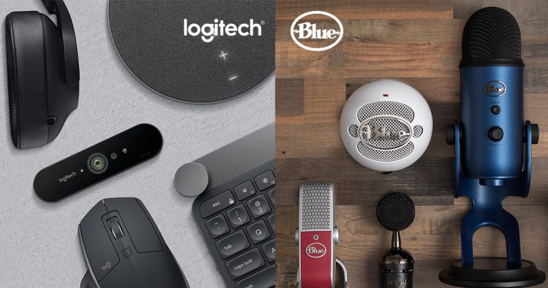 Logitech acquires Blue Microphones to boost its audio hardware business