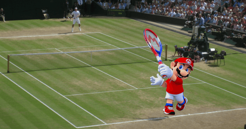 Review Mario Tennis Aces Is Like Cocaine Fun But Leaves