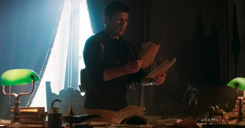 'Uncharted' Fan Film Stars Nathan Fillion as Wise-Cracking Treasure Hunter