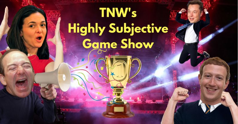 Join TNW's Highly Subjective Game Show and win great prizes and eternal glory