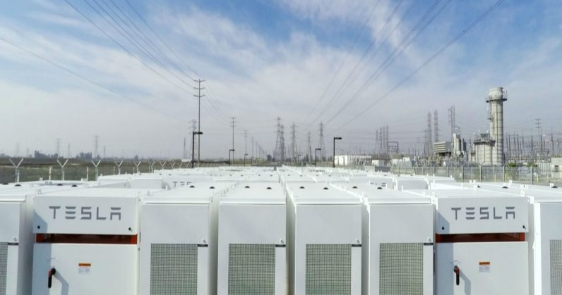 Tesla's next energy storage project in California could be its biggest yet