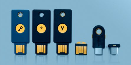Yubico offers a range of authentication devices for desktop and mobile