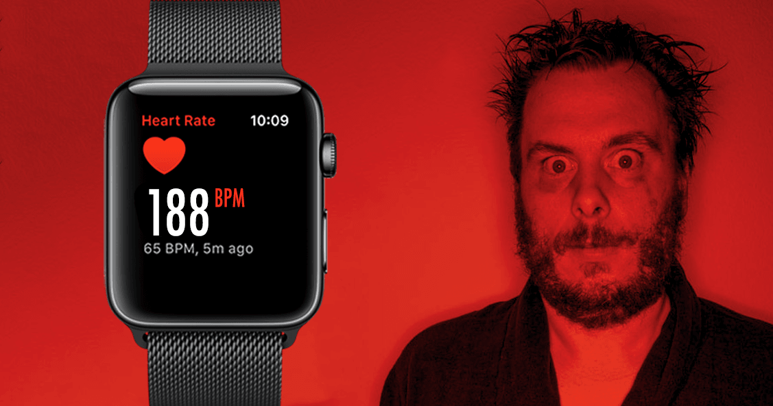 Tech savvy drug users are relying on Apple Watch and Fitbit to keep them safe during cocaine binges