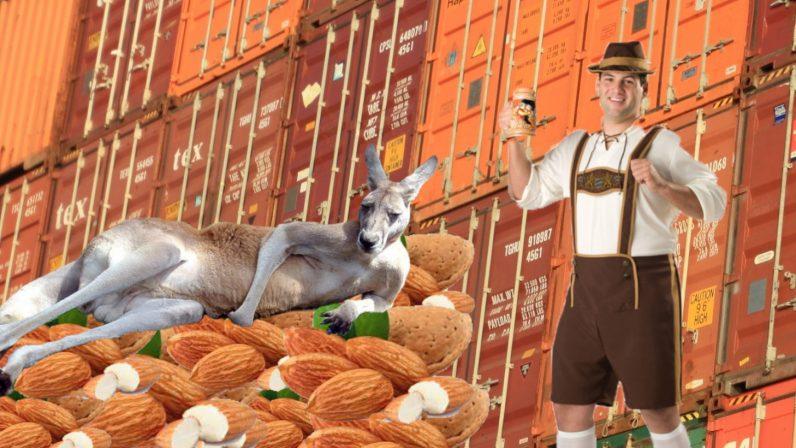 Australian bank used blockchain to ship 17,000 kilos of almonds to Germany