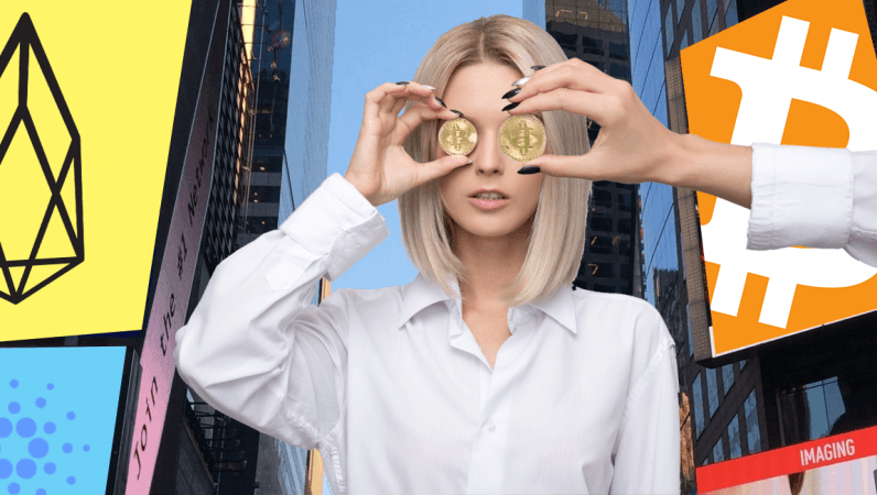 cryptocurrency, blockchain, vision, technology