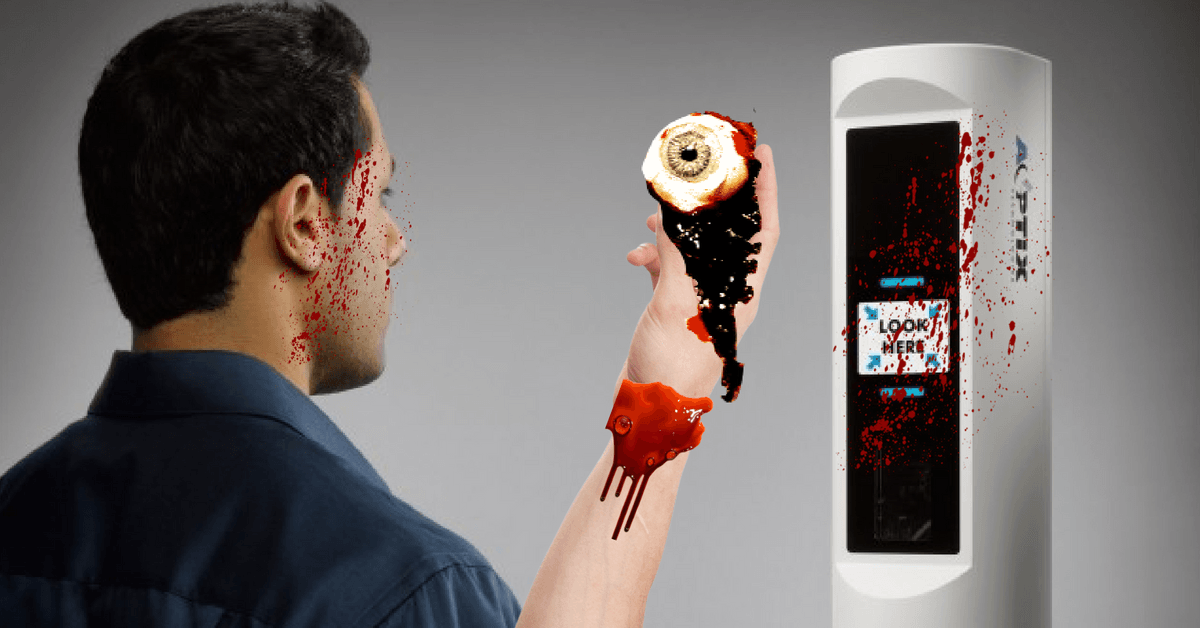 Sorry thieves, you can no longer hack iris-scanners using corpse eyes