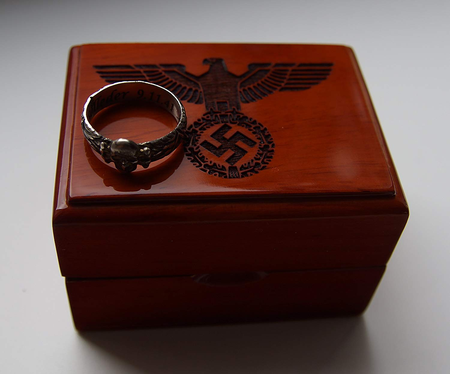 Amazon banned Confederate flags but Nazi gear is A-OK