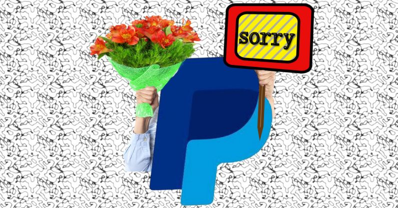 PayPal just demanded payment from a dead woman