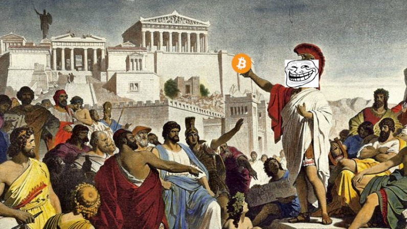 This decentralized Reddit copycat lets you buy upvotes with Bitcoin