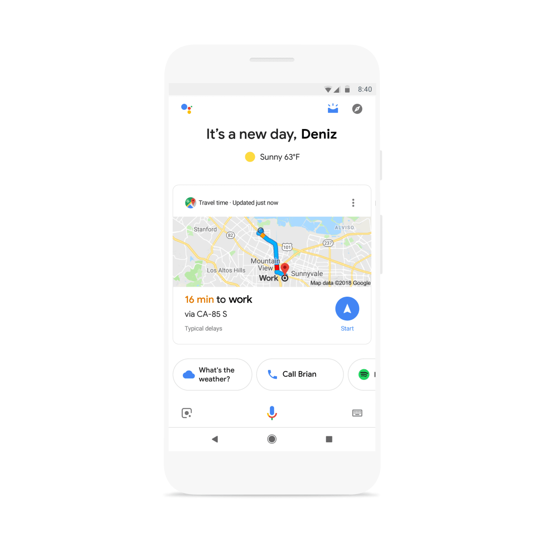 Google Assistant adds a snapshot of your daily agenda